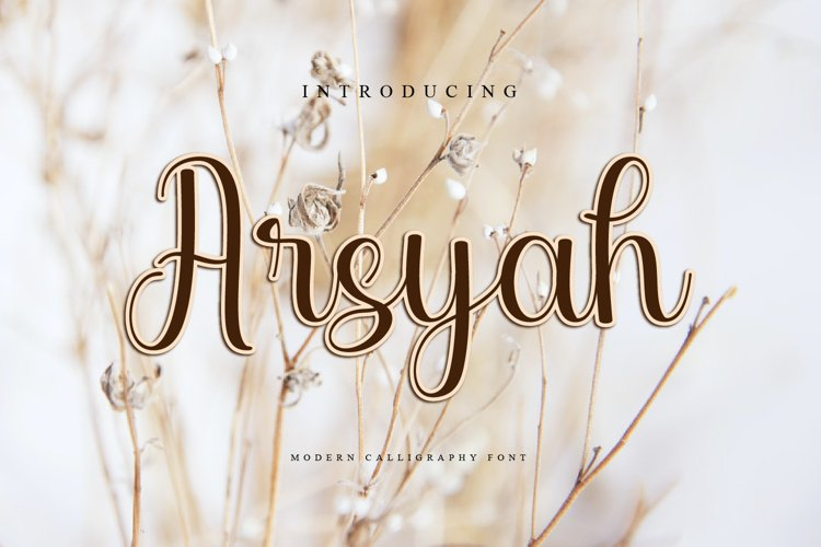 Arsyah example image 1