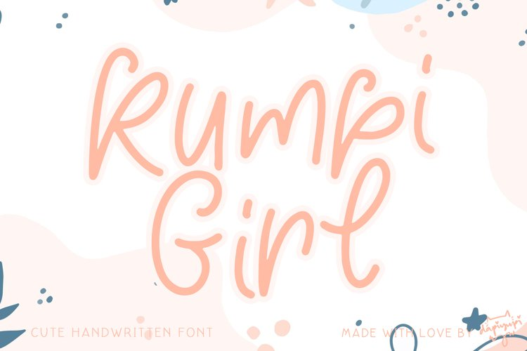 Rumpi Girl example image 1