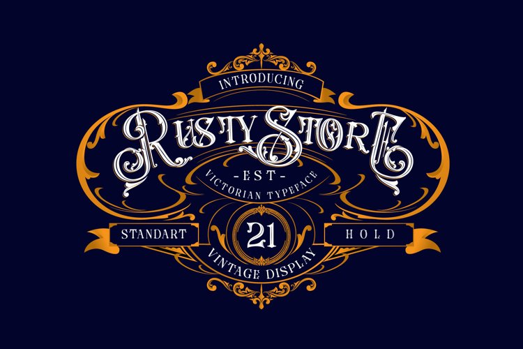 Rusty Store example image 1
