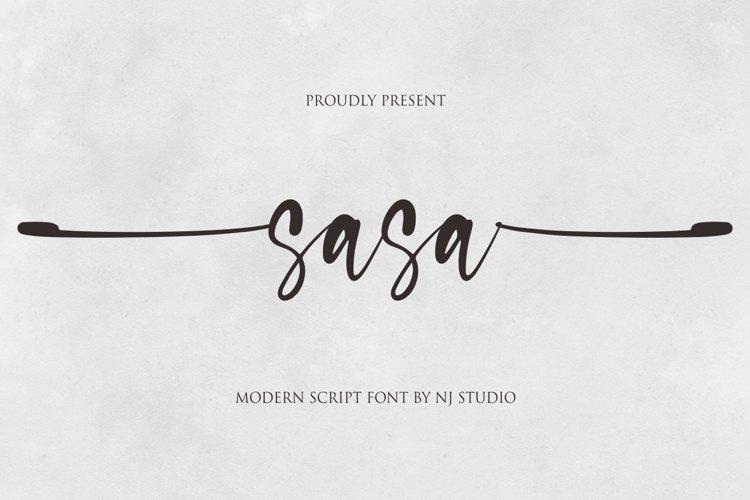 sasa example image 1