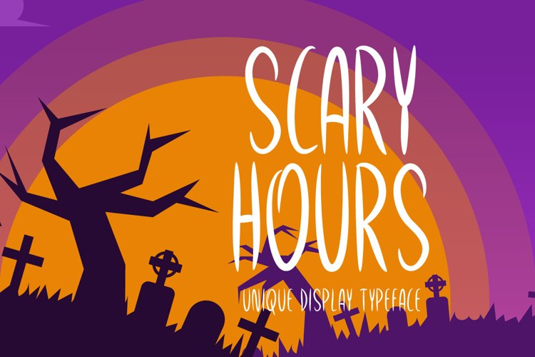 Scary Hours example image 1