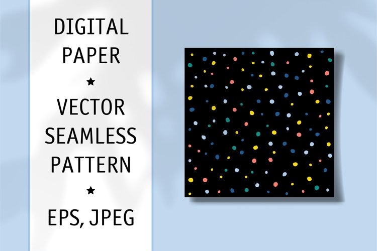 Scrapbook Paper Pattern