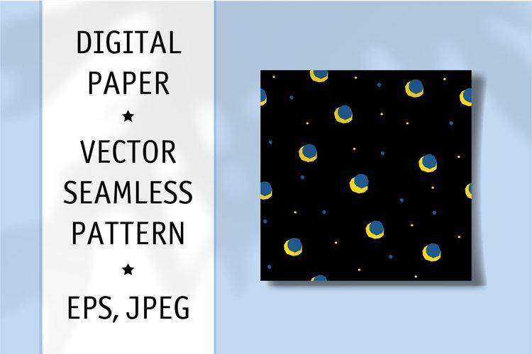 Fabric Seamless Pattern. Textile Print. Digiral Paper.