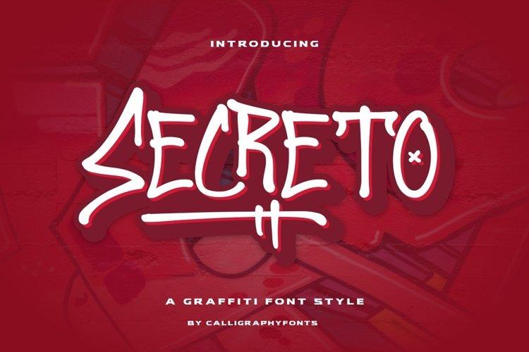 Secreto example image 1