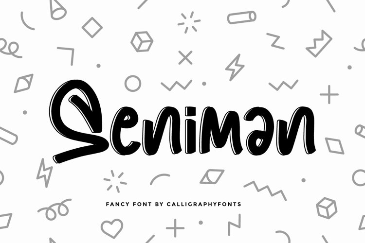 Seniman example image 1