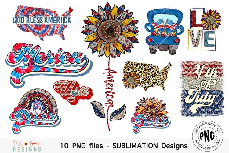 America patriotic quote | sublimation designs | tie dye png