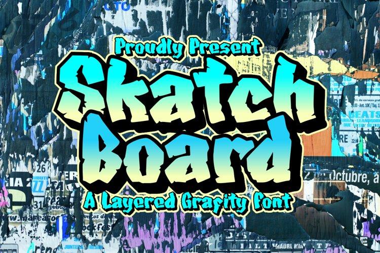 Skatchboard example image 1