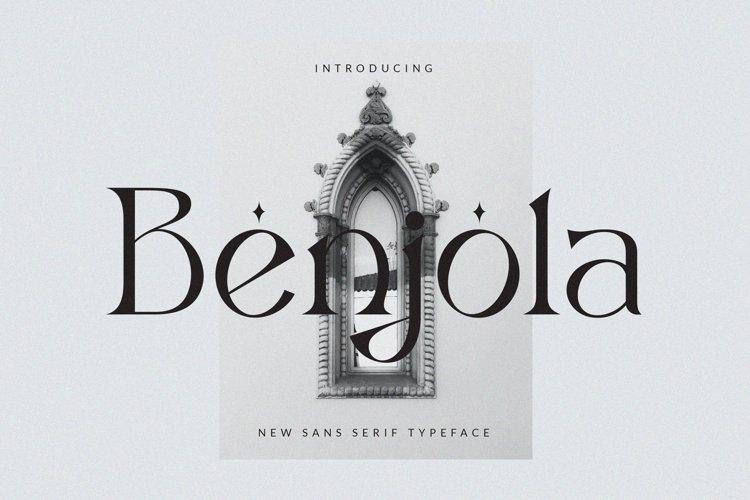 Benjola example image 1