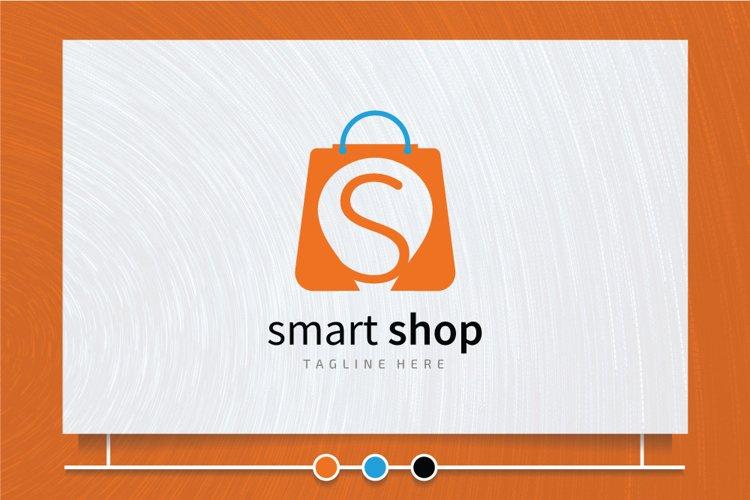 Smart Shop Logo Design
