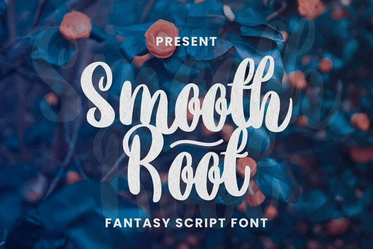Web Font Smooth Root Font example image 1