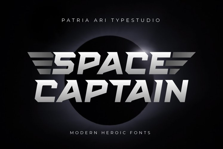 Space Captain example image 1