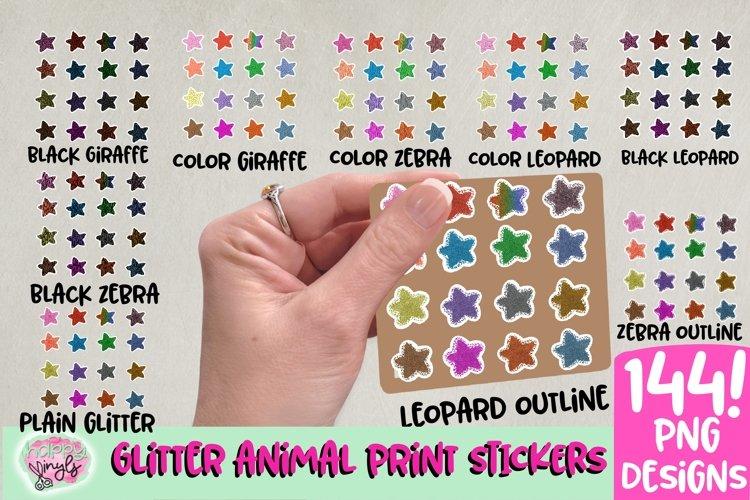 144! Teacher Stars Stickers - A Sticker Bundle