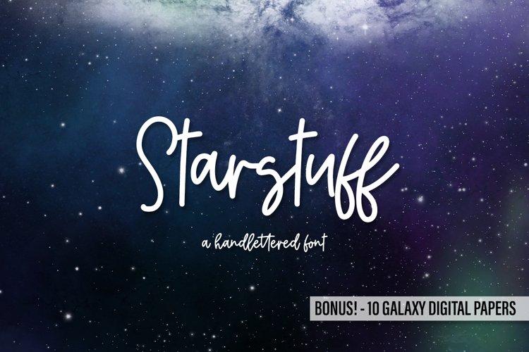 Starstuff Script example image 1