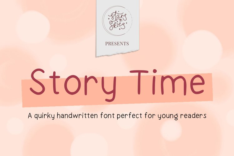 Story Time example image 1