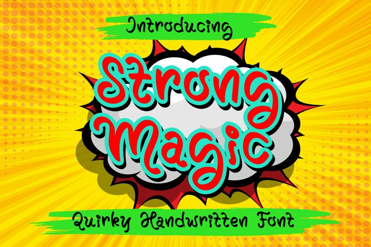 Strong Magic example image 1