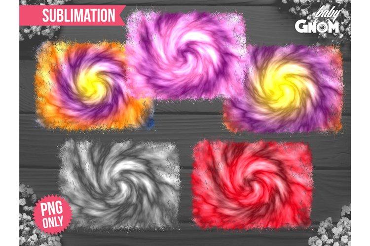 Colorful Tie Dye Print,Tie Dye Sublimation Background Bundle