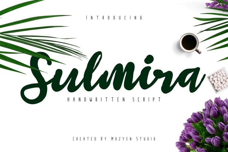 Sulmira example image 1