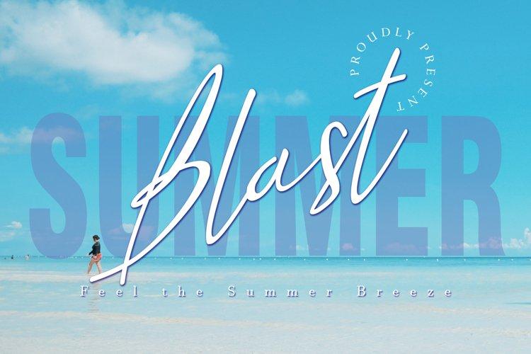 Summer Blast example image 1