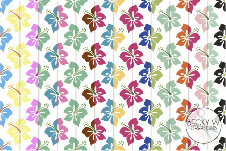 Summer Flower Backgrounds example image 1