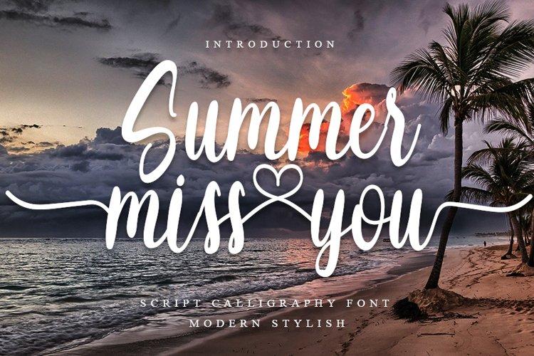 Summer Misyou example image 1