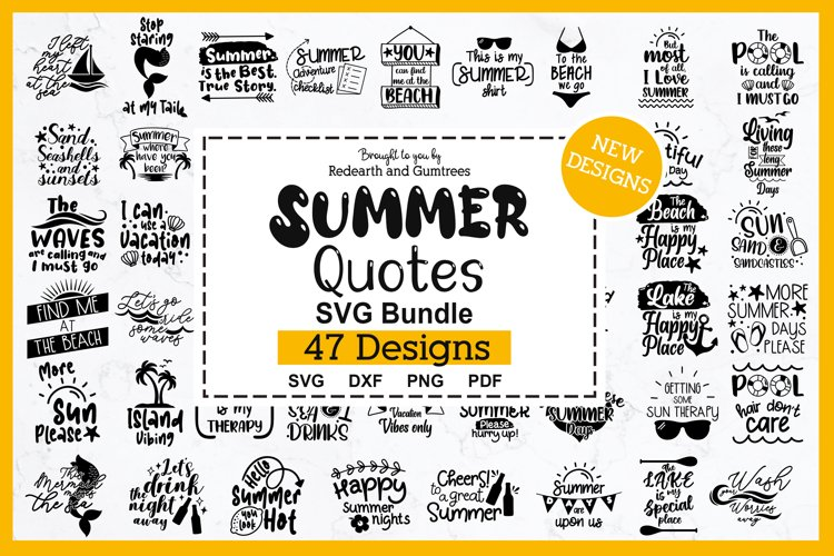 Summer beach camping adventure quotes Bundle SVG,sublimation