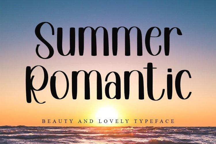 Summer Romantic example image 1