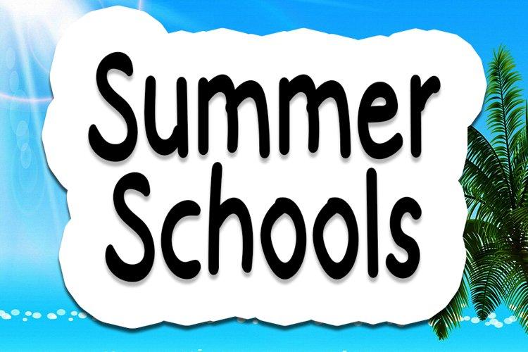 Summer Schools example image 1