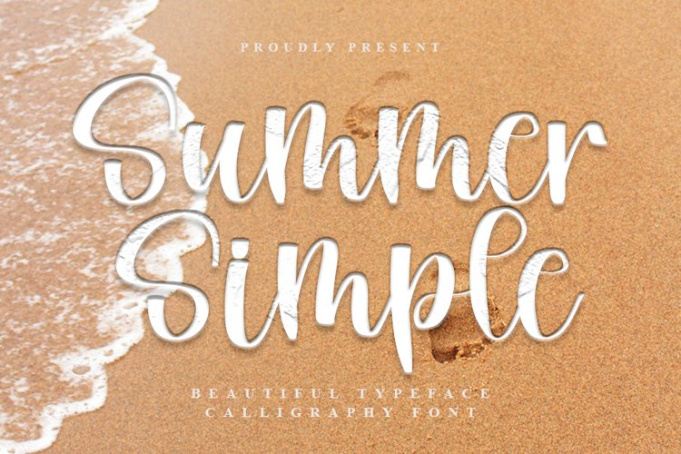 Summer Simple example image 1