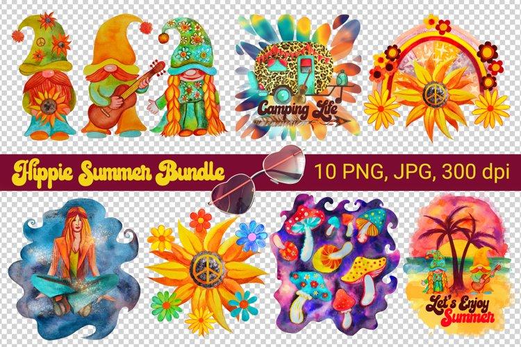 Summer Sublimation. Summer Bundle. Summer Gnomes.