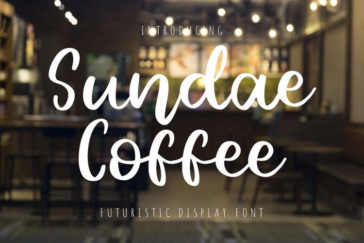 Sundae Coffee example image 1