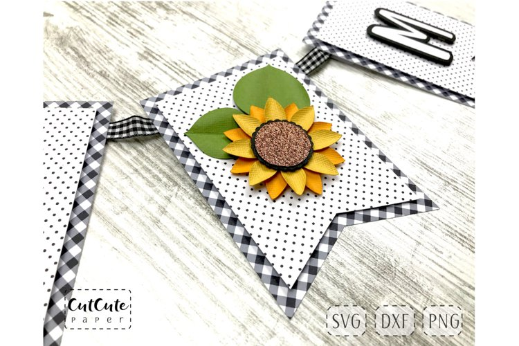 Sunflower Banner Templates