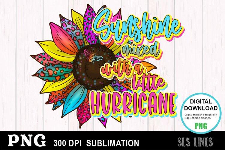 Sunflower Sublimation - Sunshine Mixed with Hurricane