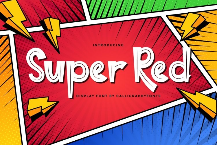 super red example image 1