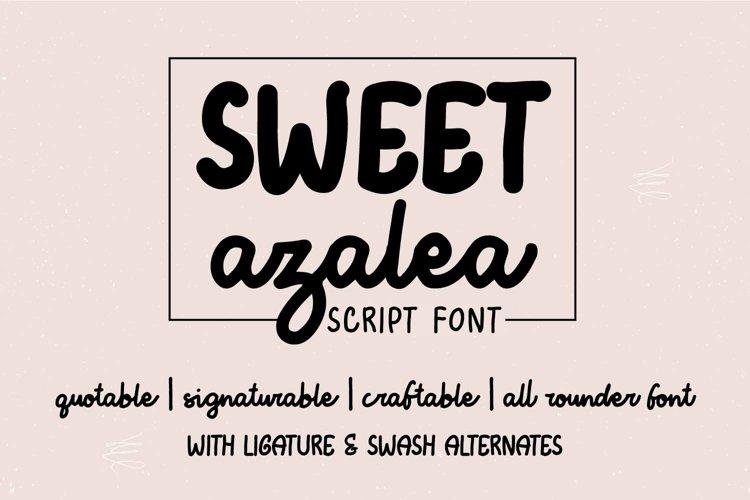 Sweet Azalea example image 1