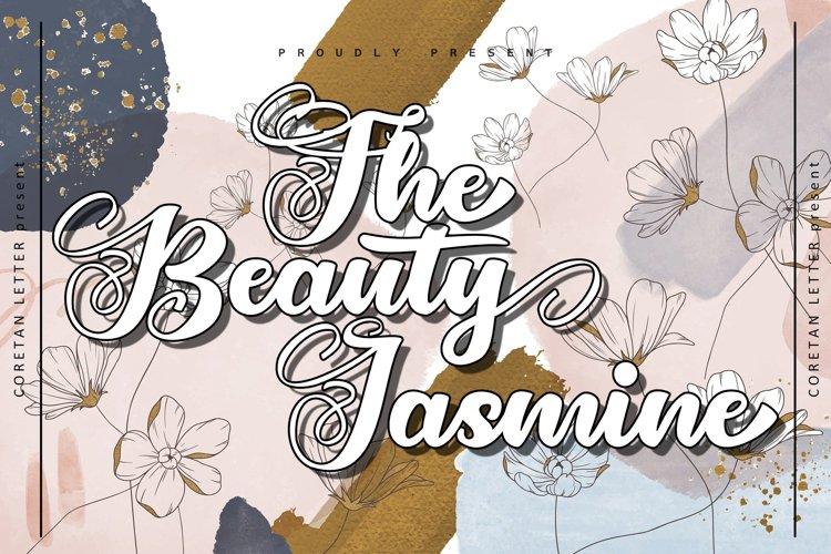 The Beauty Jasmine