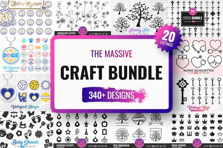 Massive Clipart Craft Bundle