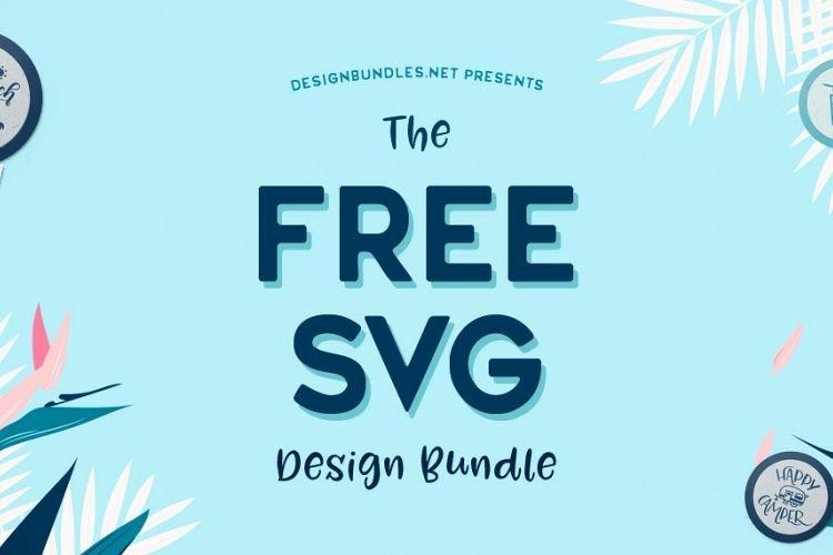 The Free SVG Design Bundle example
