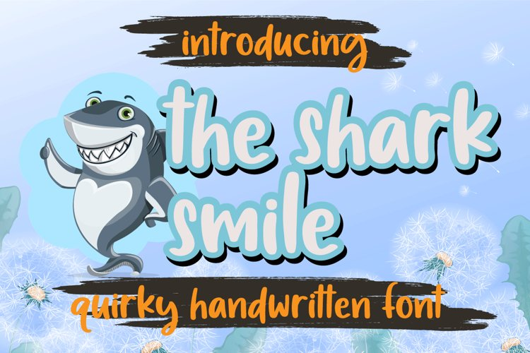 The Shark Smile example image 1