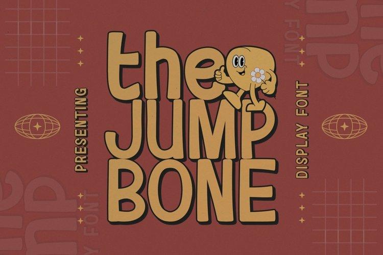 Web Font Thejumpbone Font