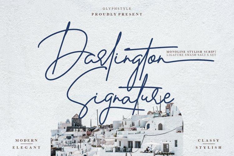 Darlington Signature example image 1