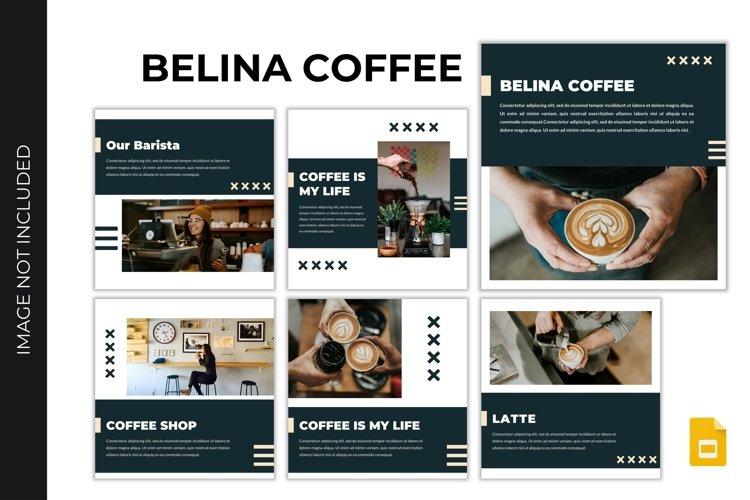 Instagram Feed Template-Belina Coffee