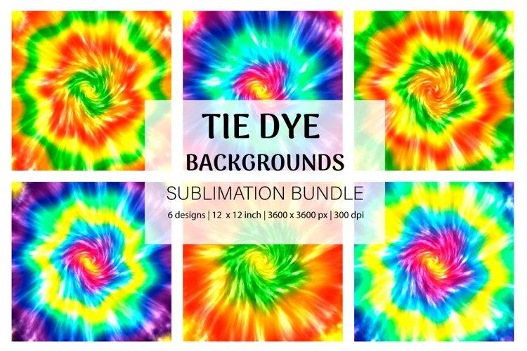Tie Dye Sublimation Backgrounds,Tie Dye Digital Paper Bundle
