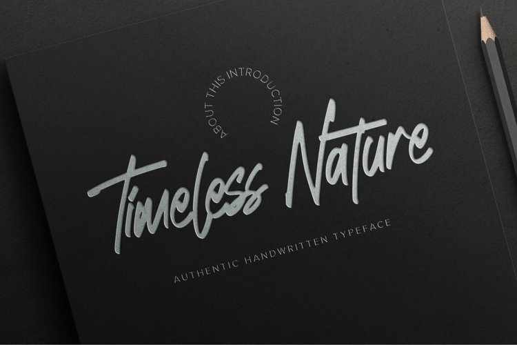 Timeless Nature example image 1