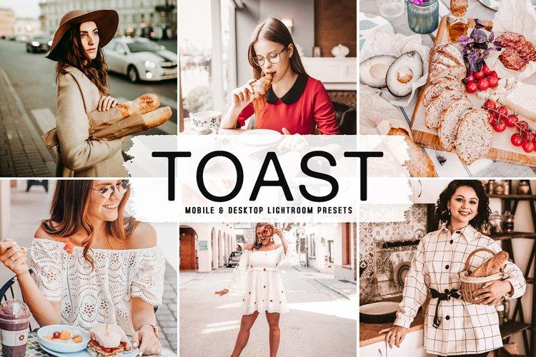 Toast Mobile & Desktop Lightroom Presets example image 1