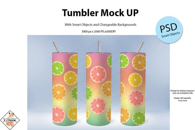 Tumbler Mock Up