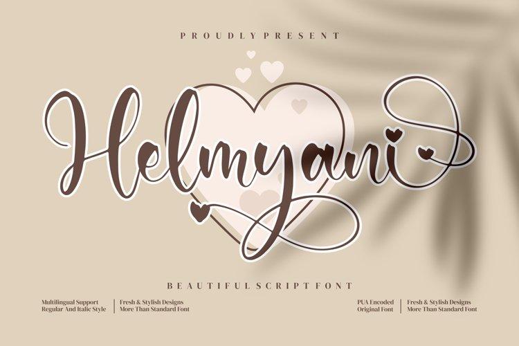 Helmyani example image 1