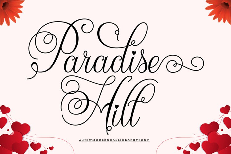 Paradise Hill example image 1