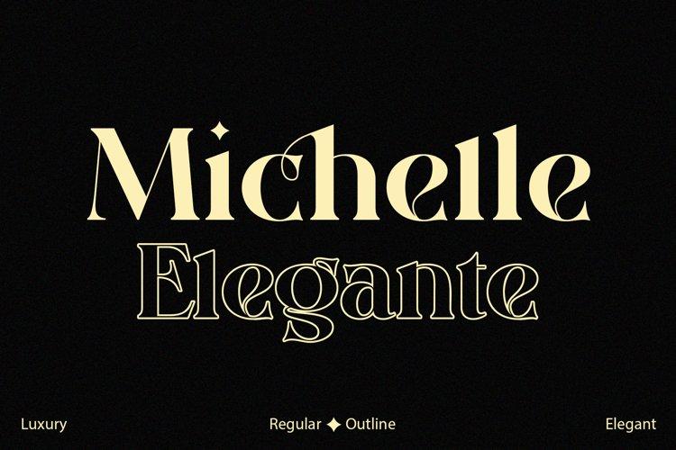 Michelle Elegante example image 1
