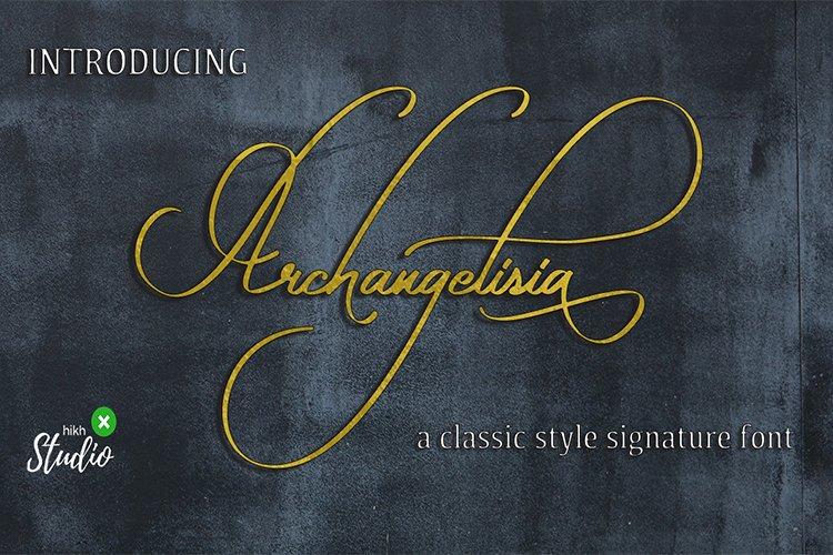 Archangelisia