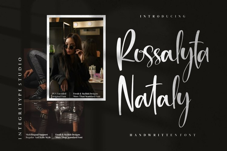 Rossalyta Nataly example image 1